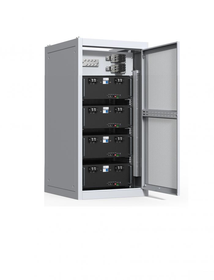 Indoor Cabinet for 4 batteries